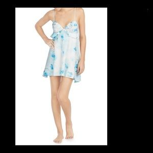 NWT Kate Spade Moroccan Rose Satin Chemise